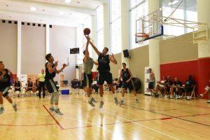 משחקי כדורסל לחברות וארגונים