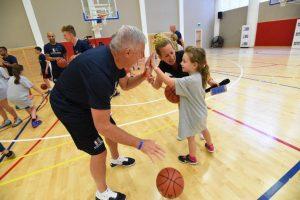 משחקי כדורסל לכל הגילאים בירושלים