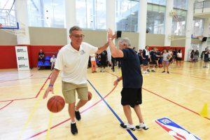 אולם כדורסל לקבוצות וארגונים