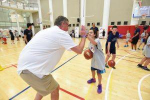 אולם כדורסל - מרכז ספורט ירושלים