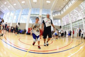 אימוני כדורסל לילדים בירושלים