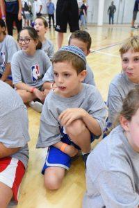 חוג כדורסל לכל הגילאים