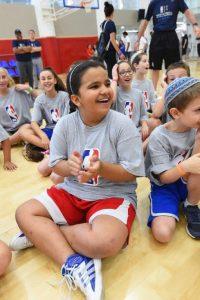חוג כדורסל לילדים