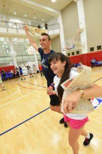 אימוני כדורסל ליחידים וקבוצות