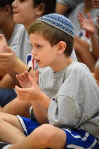 חוג כדורסל בירושלים לילדים