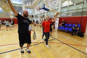 אימון כדורסל בירושלים לילדים
