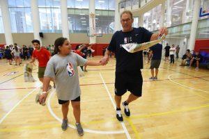 משחקי כדורסל בירושלים לילדים
