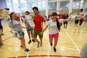 אימון כדורסל לילדים בירושלים