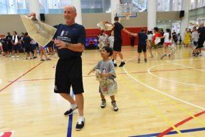 משחקי כדורסל לקבוצות וארגונים