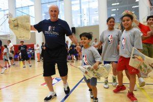 אימוני כדורסל לחברות