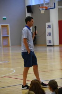 אימוני כדורסל לקבוצות