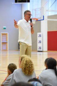 חוג כדורסל לנוער בירושלים