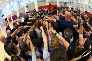חוג כדורסל בירושלים לנוער