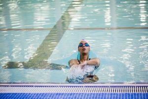 חוג שחייה