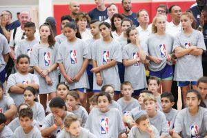 חוג כדורסל בירושלים