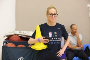 אימון כדורסל בירושלים