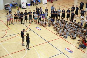 אימוני כדורסל לקבוצות בירושלים