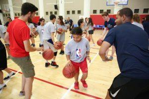 אימוני כדורסל לכל הגילאים