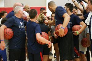 חוג כדורסל לנוער