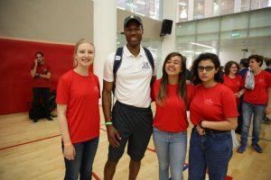 אימוני כדורסל לנוער בירושלים