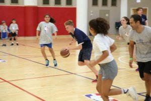 חוג כדורסל בימקא ירושלים