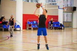 חוג כדורסל בירושלים לילדים ונוער