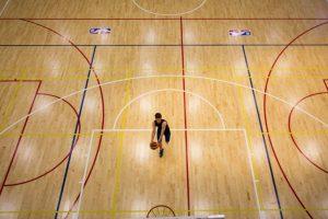 אימוני כדורסל בירושלים